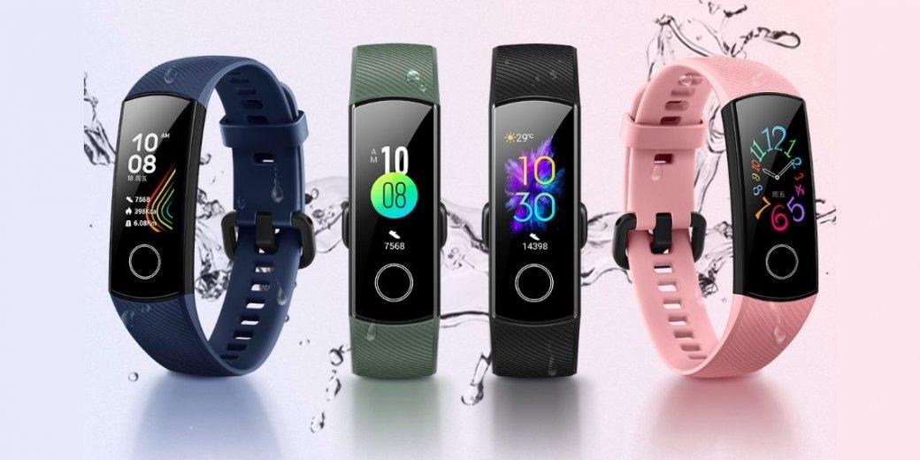 Российской версии Honor Band 5 вернут датчик измерения кислорода и добавят управление музыкой