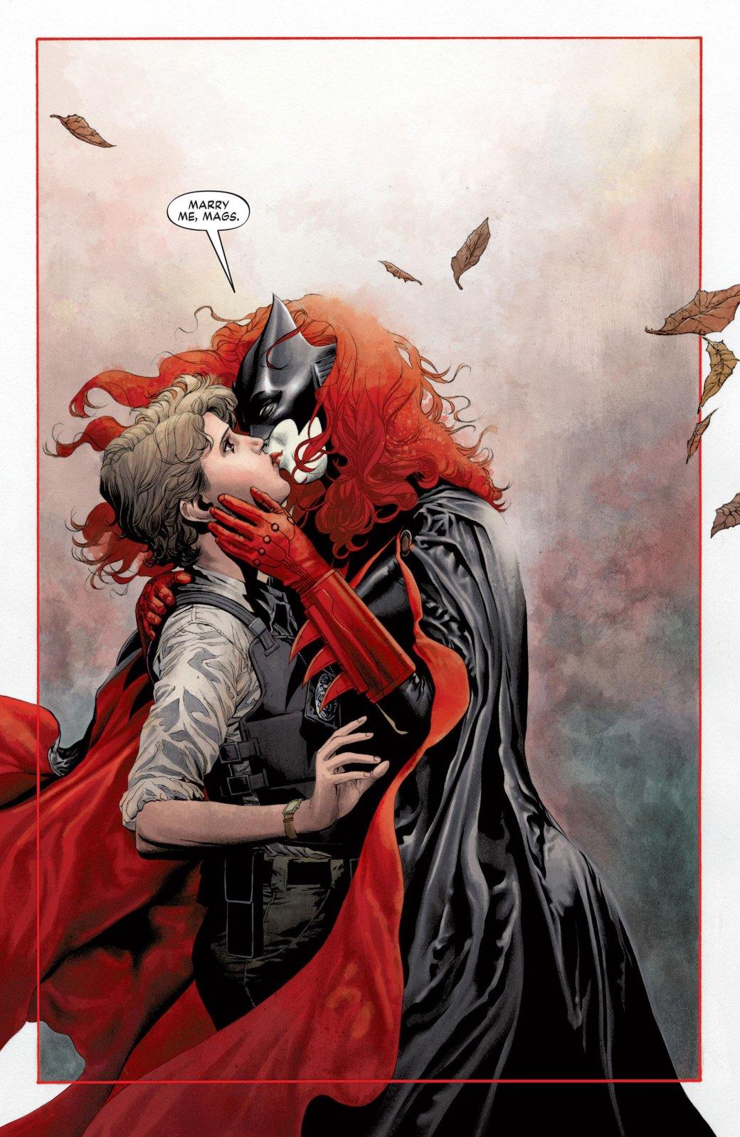 История Бэтвумен: как менялась лесбийская бэт-икона