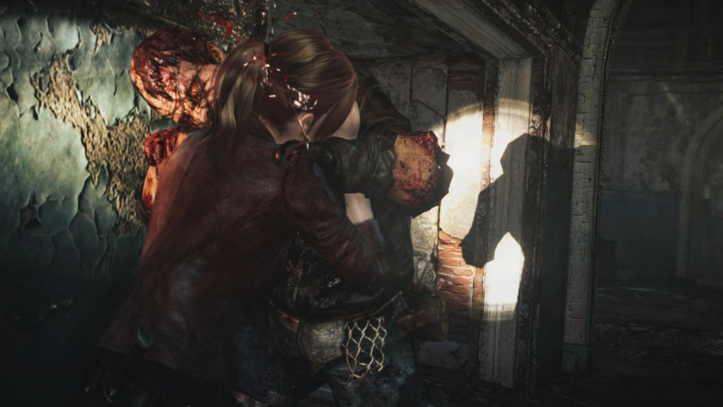 Capcom попробует вернуть кооператив в сюжет RE: Revelations 2 для PC