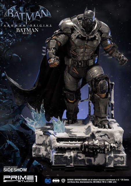 Такой Бэтмен через огонь, воду и лед без проблем пройдет