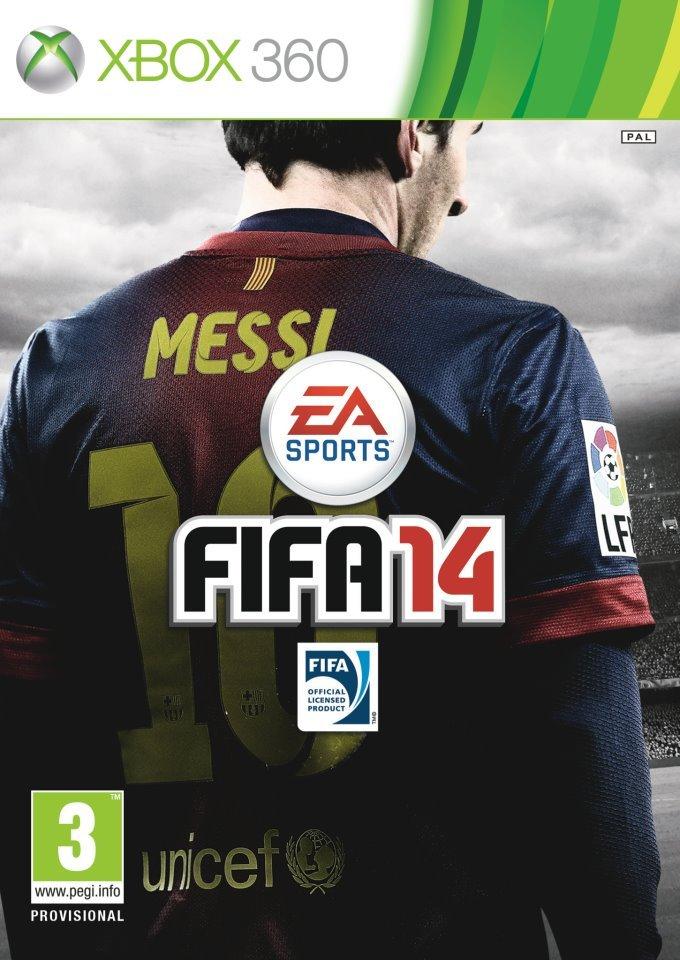 Анонсирована FIFA 14