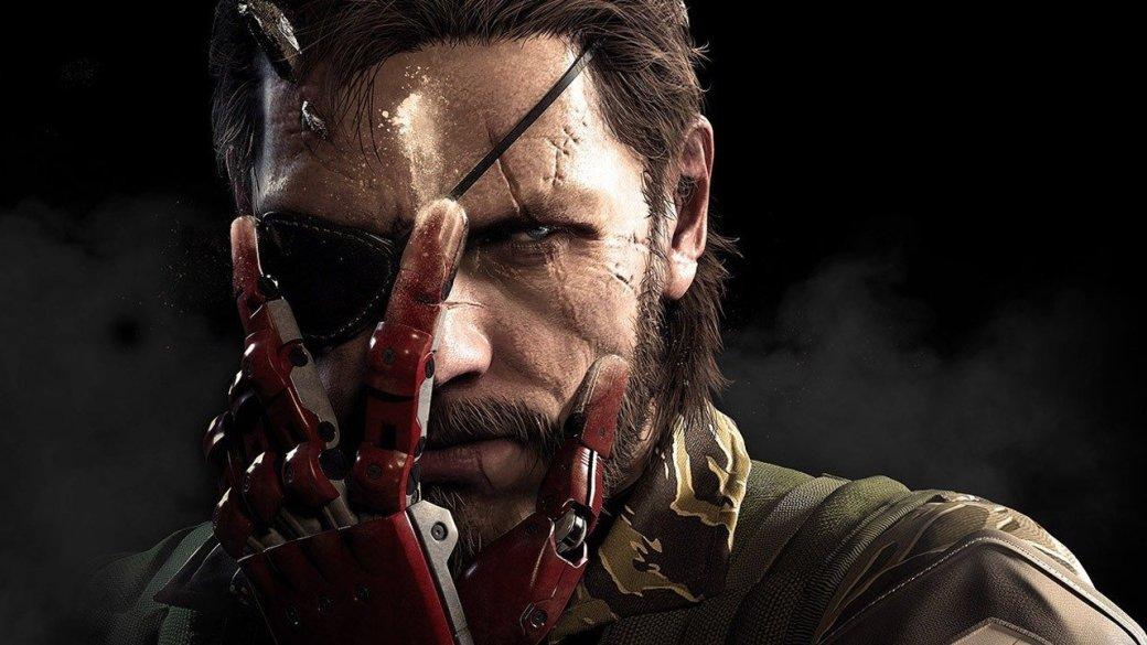 Панк-рок, Кодзима, рок-н-ролл. Каким будет фильм по Metal Gear Solid?