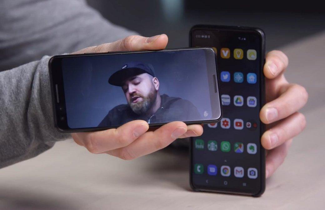 Samsung Galaxy S10 можно разблокировать фотографией владельца наэкране другого смартфона