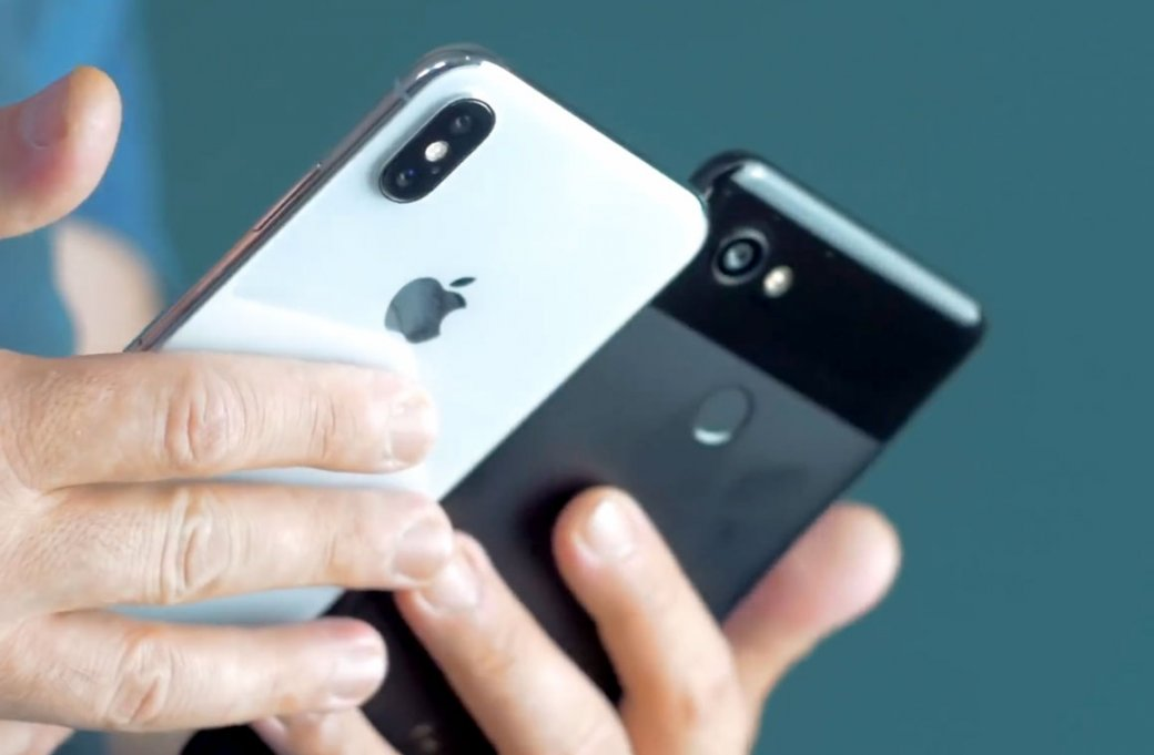 Опрос. Какой платформой выпользуетесь? Android или iOS?