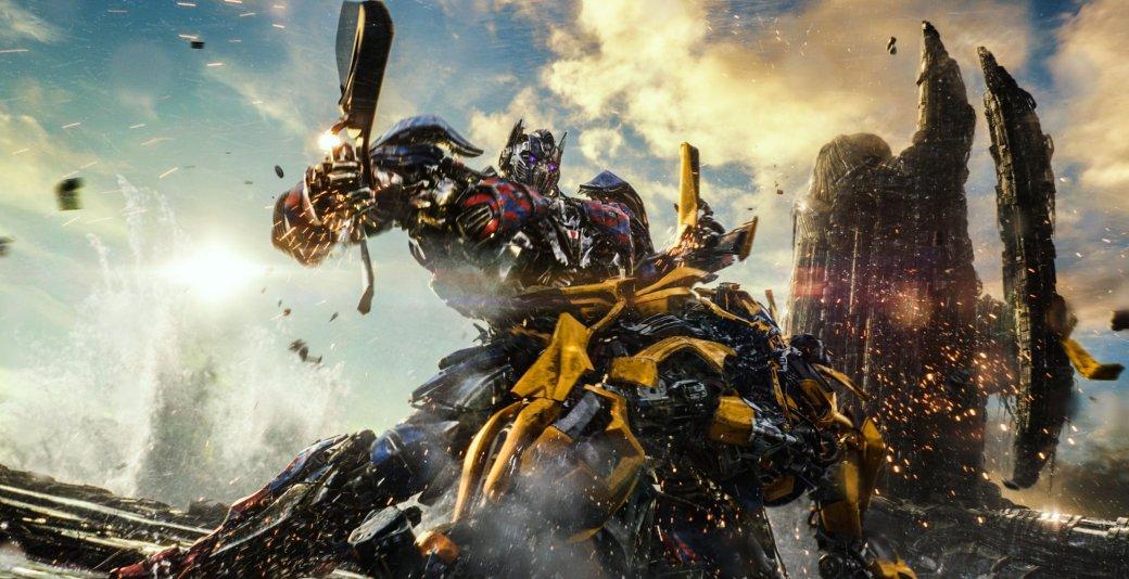 Netflix выпустит два мультсериала по«Трансформерам» про новых роботов