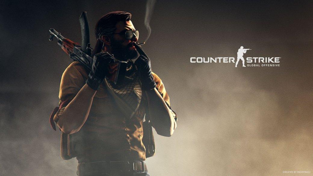 Гифка дня: когда твоя команда нетащит вCounter-Strike: Global Offensive