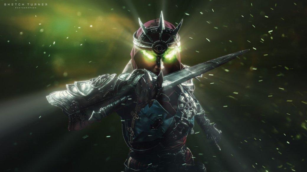 Косплей дня: инквизитор Тревельян из Dragon Age: Inquisition