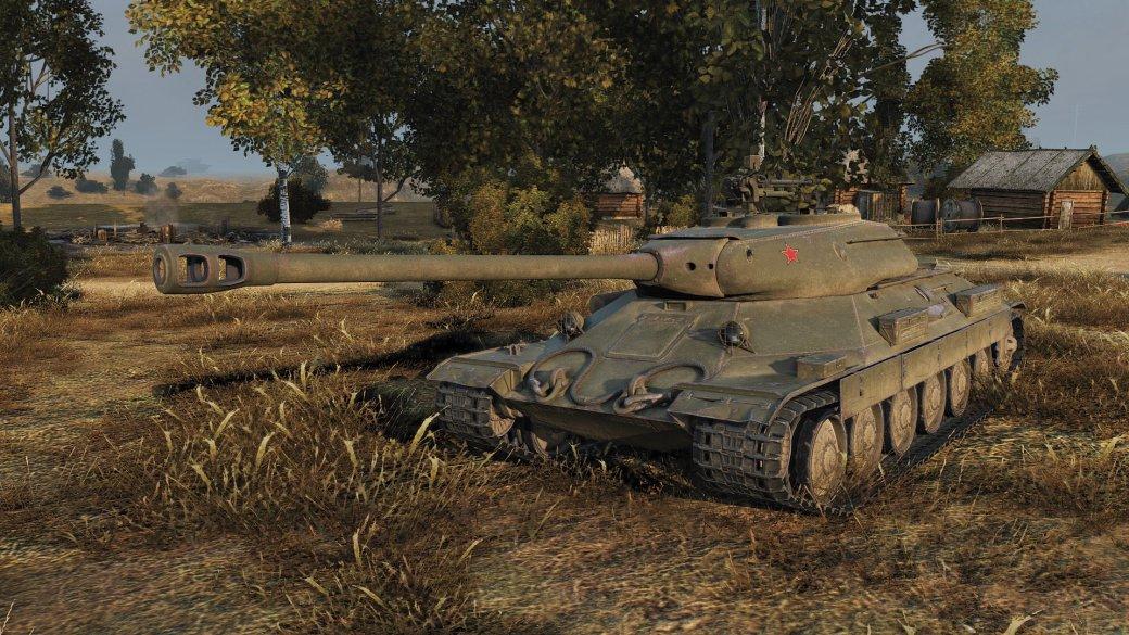 Рецензия на World of Tanks