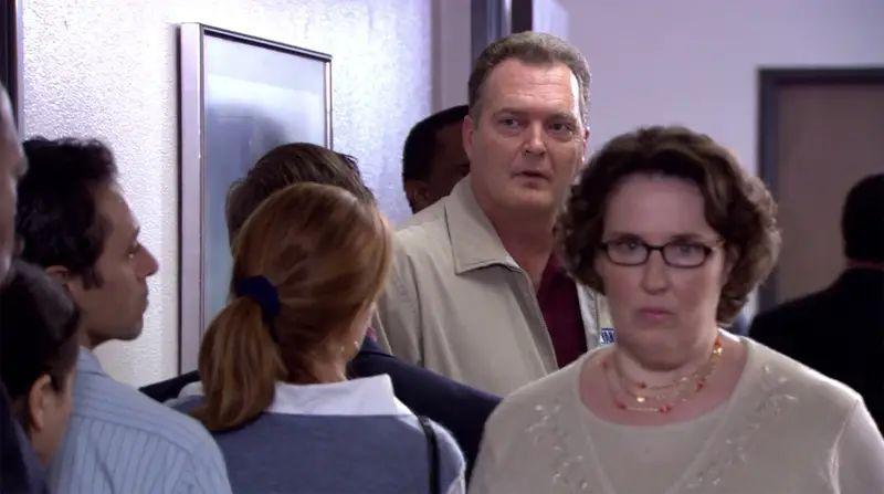 Почему Филлис— худший персонаж «Офиса». 52 доказательства