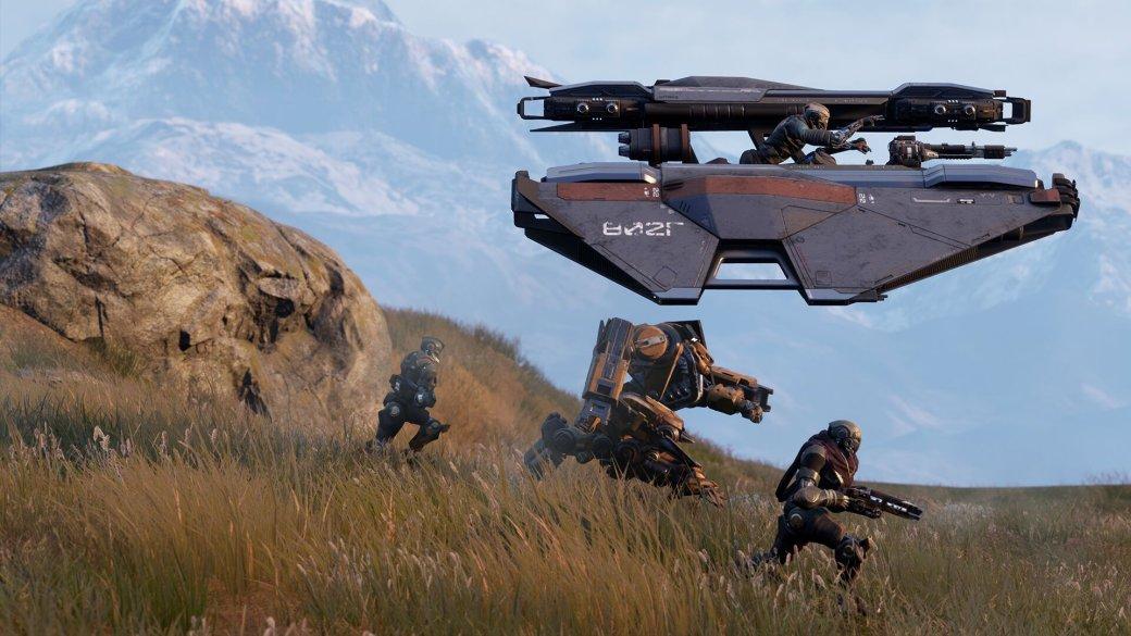 Disintegration напервый взгляд сложно назвать особенной игрой. Это научно-фантастический шутер отбывших разработчиков Halo исерии SOCOM, вкотором есть имногопользовательский режим, исюжетная кампания. Икакбы странно это низвучало, нонапоминает игра вовсе неHalo. Точнее, нетолькоее.