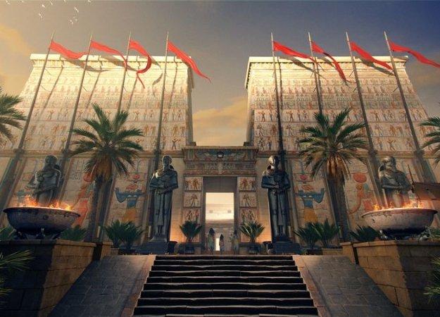 Вышки все-таки вернутся вAssassin's Creed: Origins. Ноcдругой целью