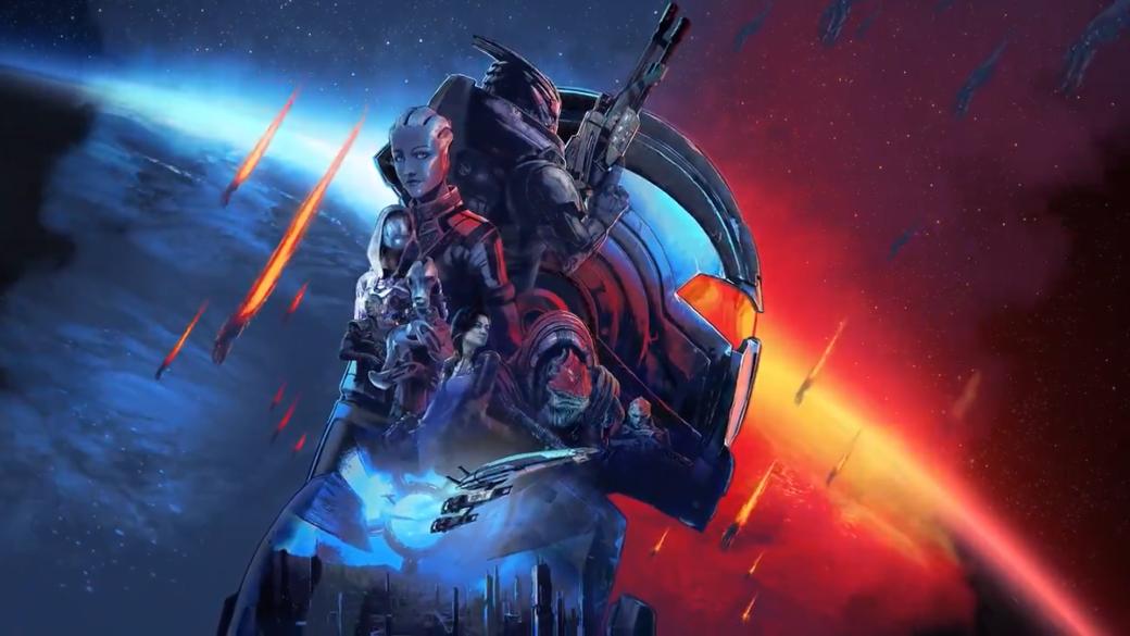 BioWare анонсировала ремастер трилогии Mass Effect иновую игру повселенной