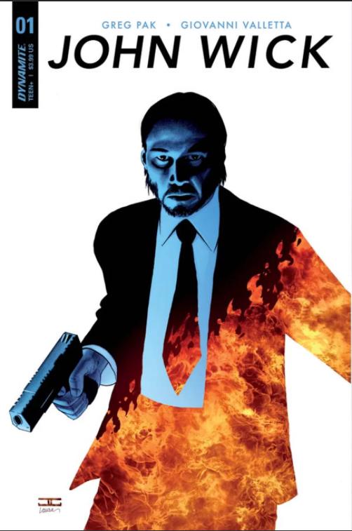 Как Джон Уик стал лучшим наемным убийцей? Узнаем настраницах комикса