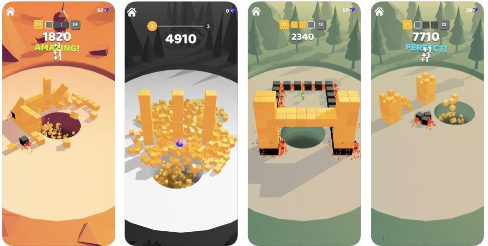 10 новых мобильных игр, которые работают без интернета