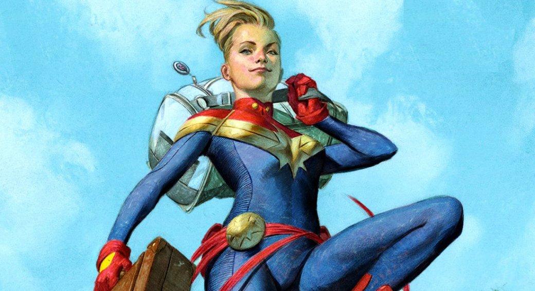 Кэрол Дэнверс— новый персонаж вкиновселенной Marvel, ноесли выспросите улюбого фаната комиксов, кто такая Капитан Марвел, онтутже начнет рассказывать чутьли невековую историю уже культовой супергероини, которая а) мутила сЛоганом, б) стала едвали несамым молодым пилотом ВВС США, в) получила суперспособности отсвоего инопланетного парня, г) была изнасилована агентами КГБ наЛубянке. Увы, она нетакая популярная, как привычные нам Росомаха, Человек-паук идругие герои вселенной СтенаЛи. Впрочем, это непомешало ейпоявиться ввидеоиграх.
