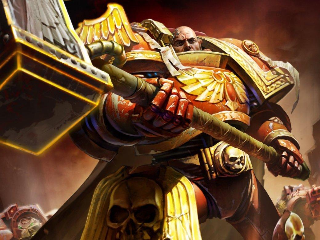 Комиксы по Warhammer 40 000 покажут борьбу десанта с ксеносами