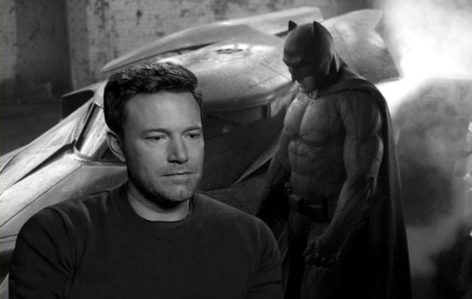 Слух: DCхочет отказаться отБена Аффлека вроли Бэтмена [обновлено]