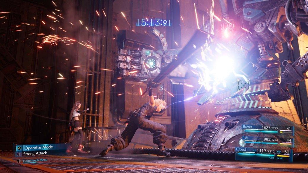 E3 2019. Что мызнаем оремейке Final Fantasy VII ичего ждем