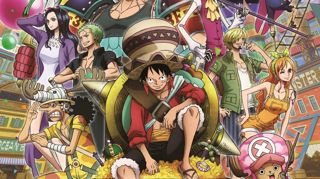 Новый трейлер аниме One Piece Stampede обещает самую масштабную полнометражку впиратскойсерии