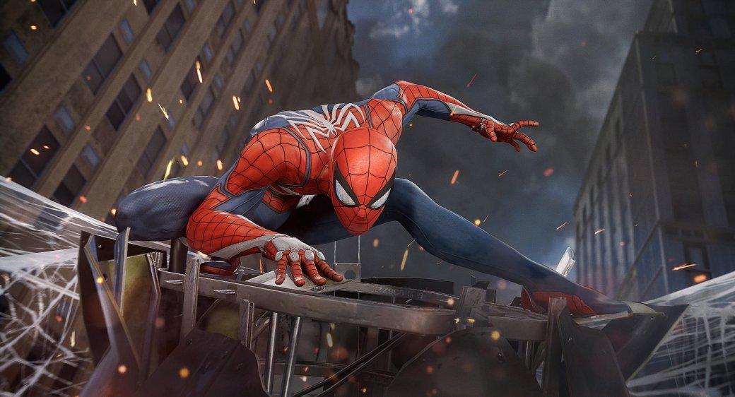 В«Человеке-пауке: Вдали отдома» есть пасхалка изигры 2018 года. Заметили?