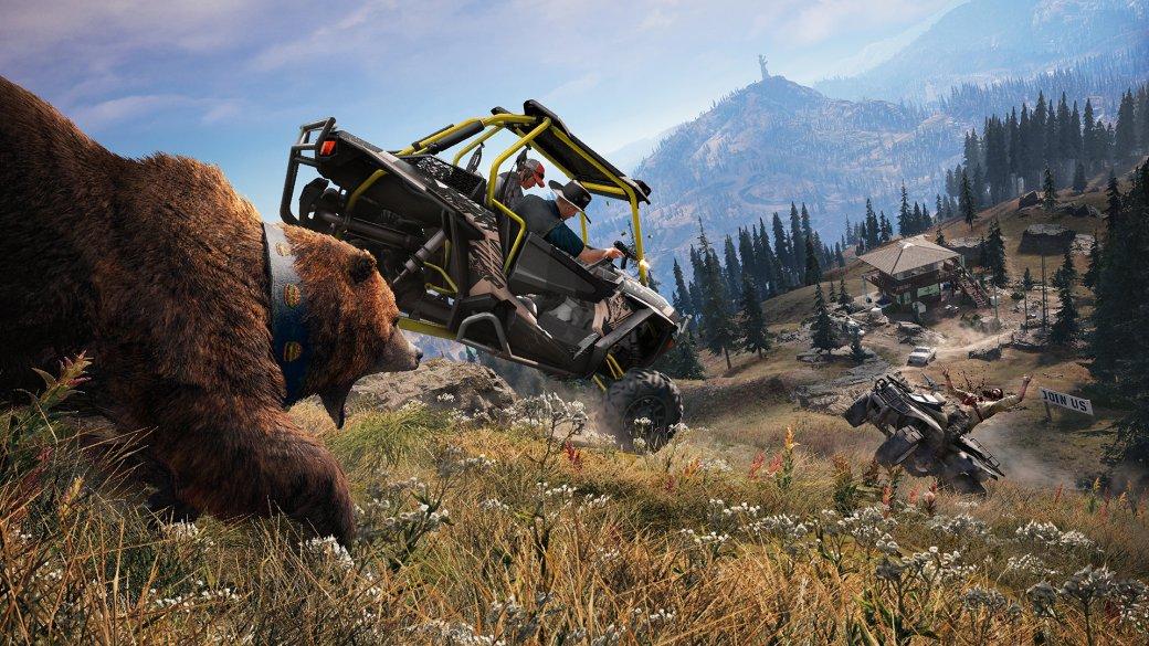 Рецензия на Far Cry 5