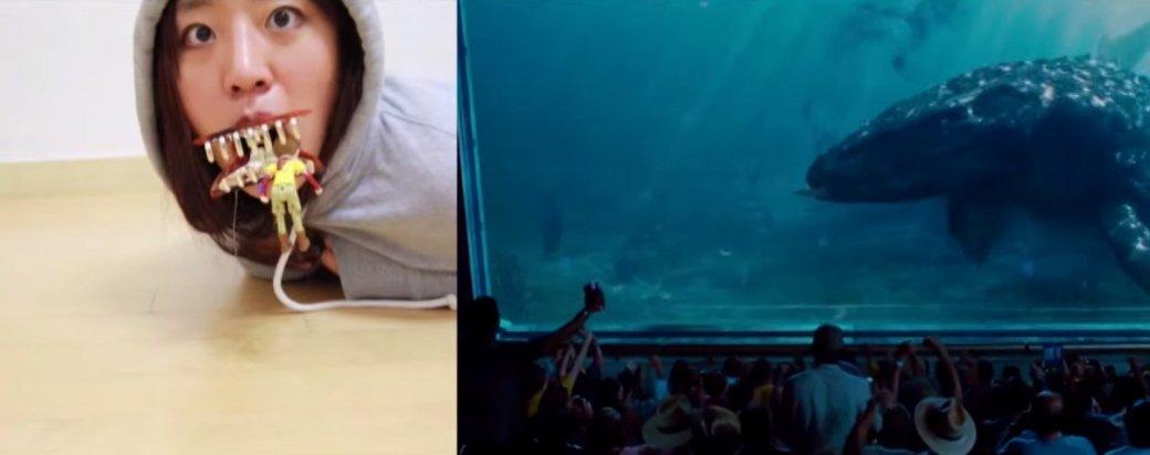 Звезда YouTube сняла уморительную пародию на «Мир Юрского периода»