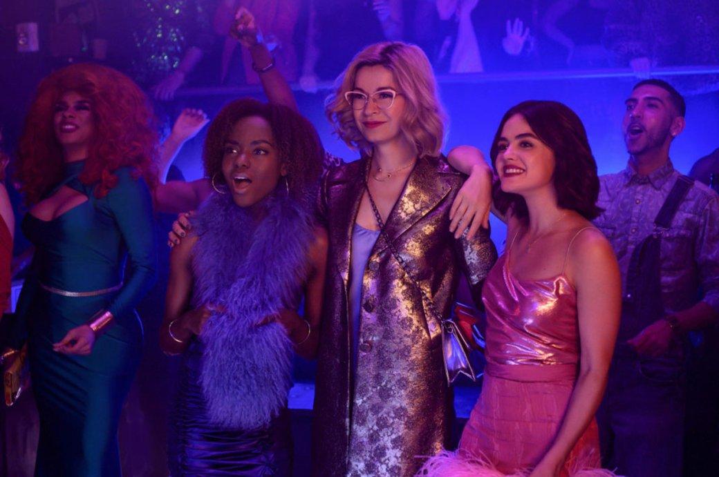 «Кэти Кин»— классический ромком испин-офф «Ривердейла» оНью-Йорке, шоубизнесе иквирах