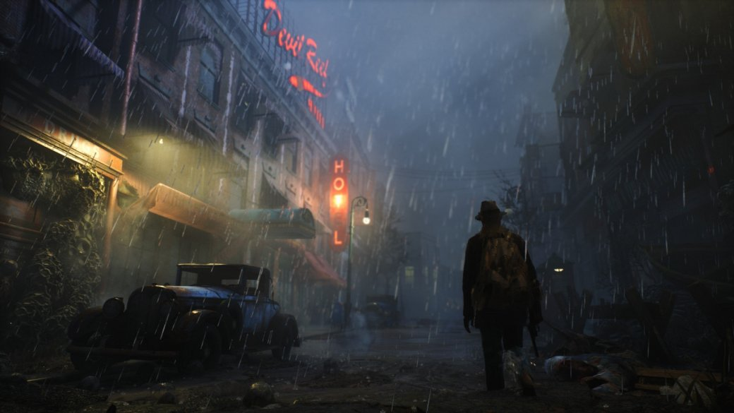 Критики ругают The Sinking City затехническую часть имеханики, нохвалят заследование Лавкрафту