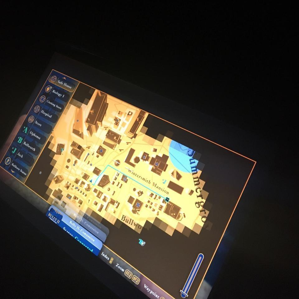 Всеть попал скриншот изBully2. Фейк или нет?