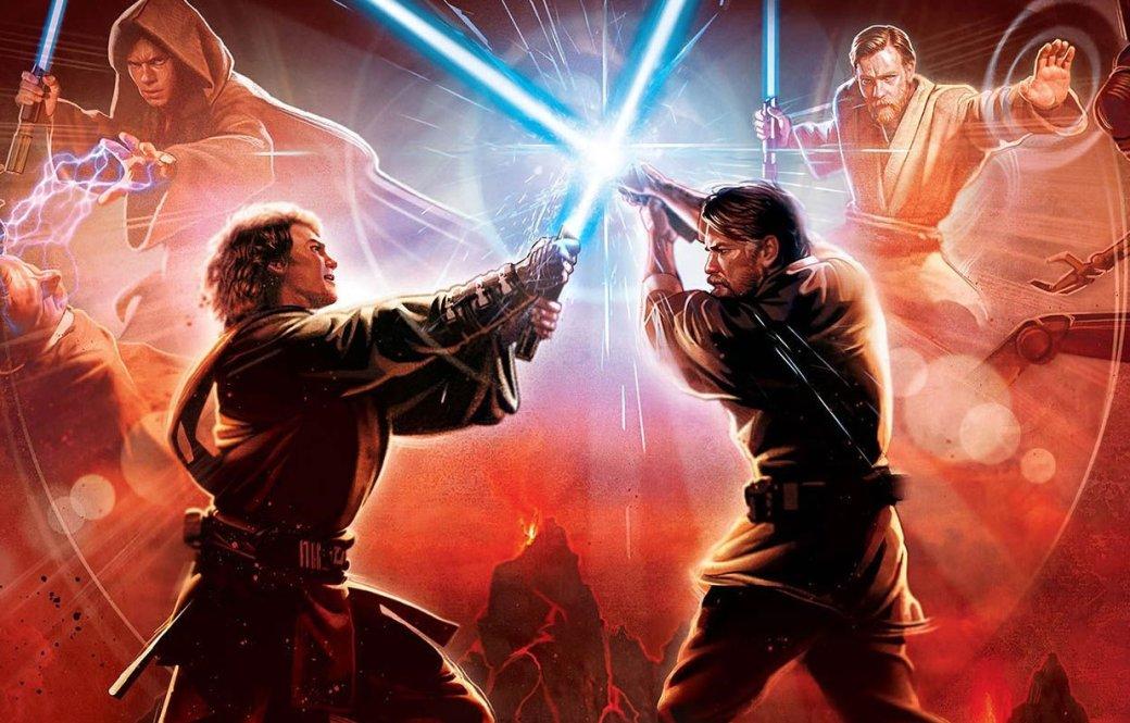 «Звездные войны» так или иначе проявились вомножестве сфер популярной культуры, однако началась эта сага наэкранах кинотеатров. Вспомним, каких персонажей изфильмов про джедаев иситхов можно встретить виграх.