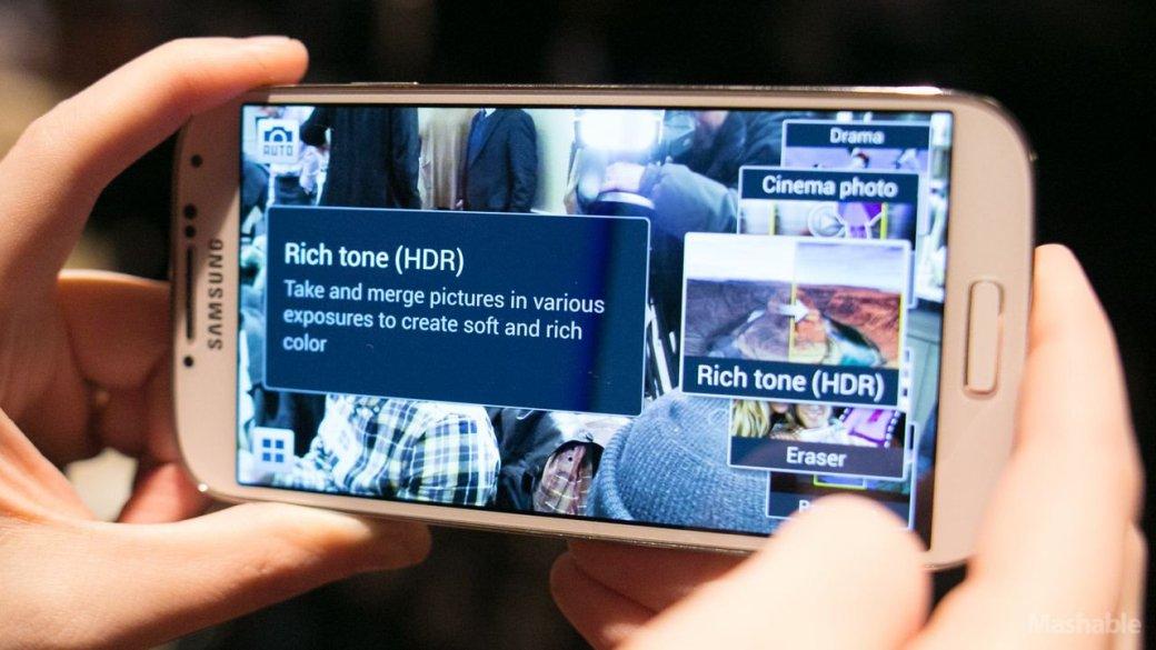 Electronic Arts планирует выпустить 16 игр для Samsung Galaxy S4