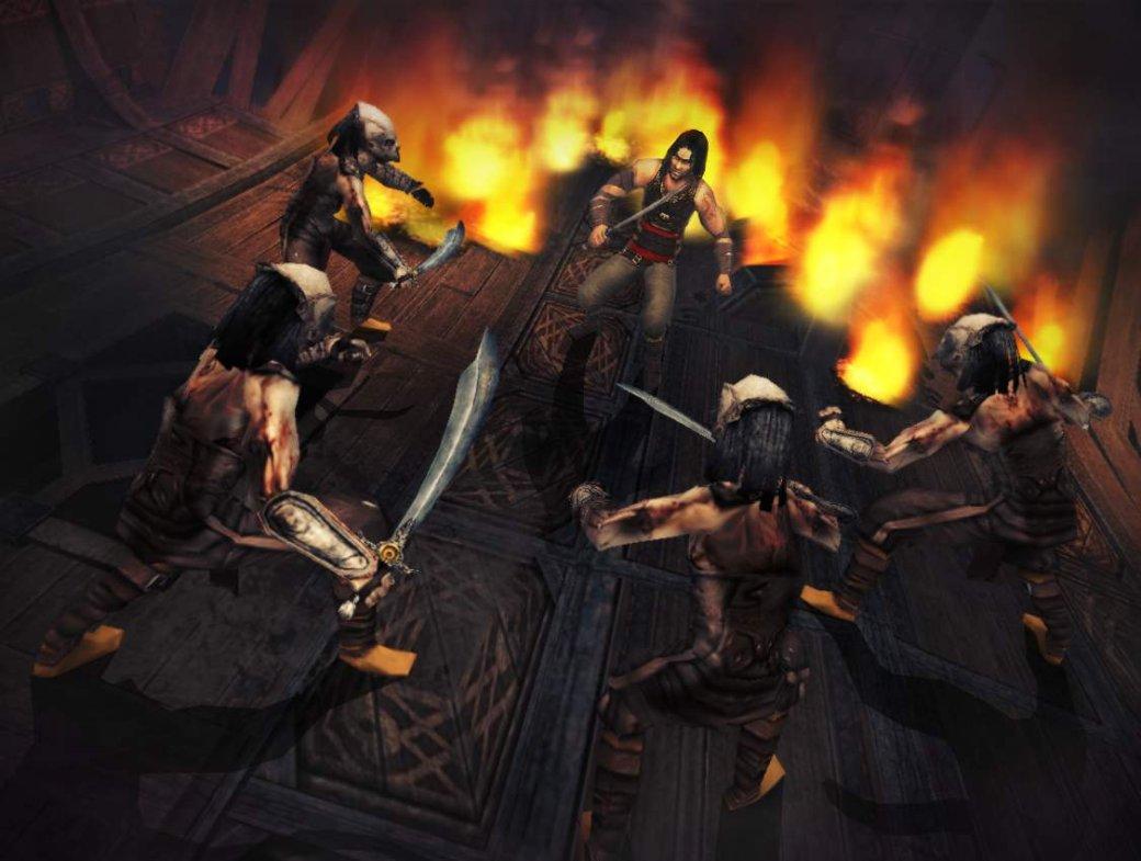 Prince ofPersia: Warrior Within — 15 лет! За что вы ее полюбили?