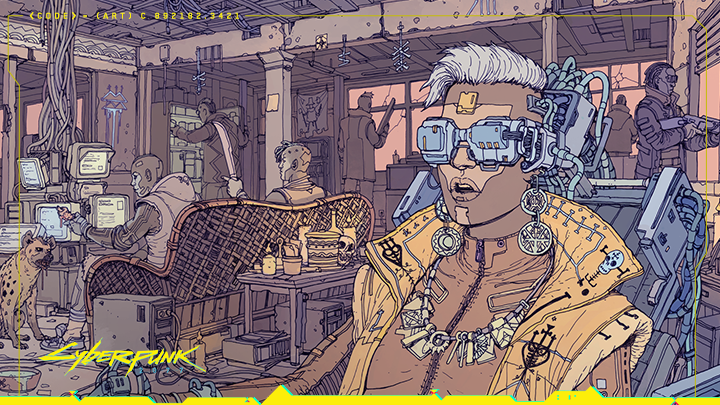 В Cyberpunk 2077 будет очень мало животных. Разработчики игры уже назвали причину