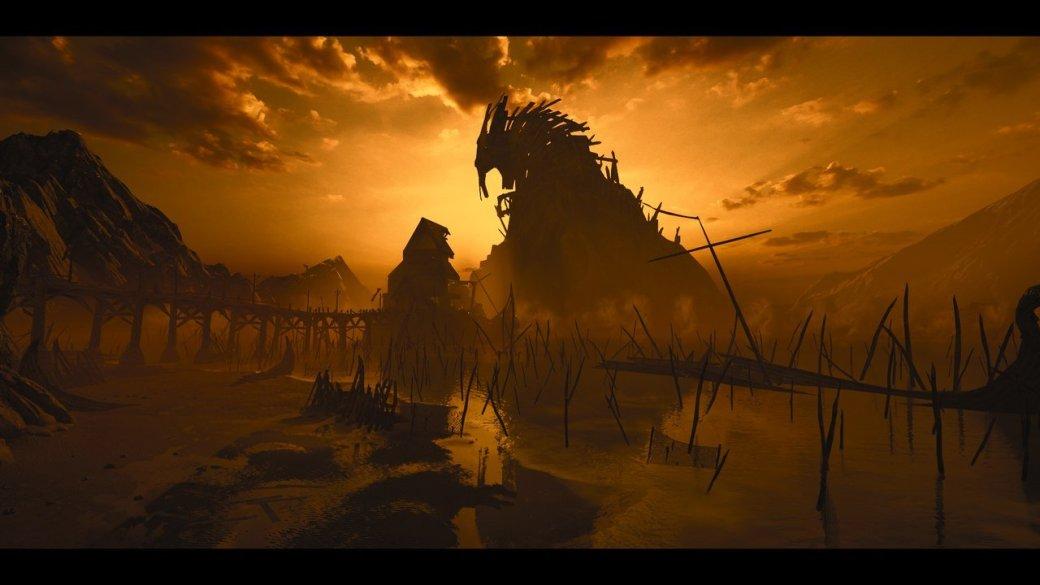 Краткая рецензия на Hellblade: Senua's Sacrifice — без спойлеров