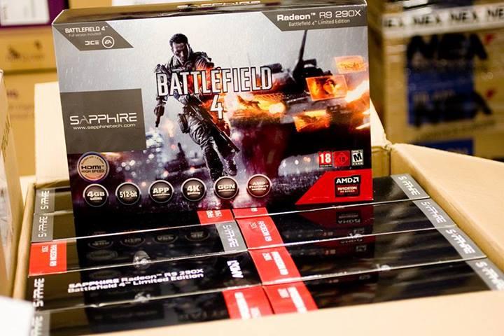 Видеокарта AMD Radeon R9 290X появилась в магазинах