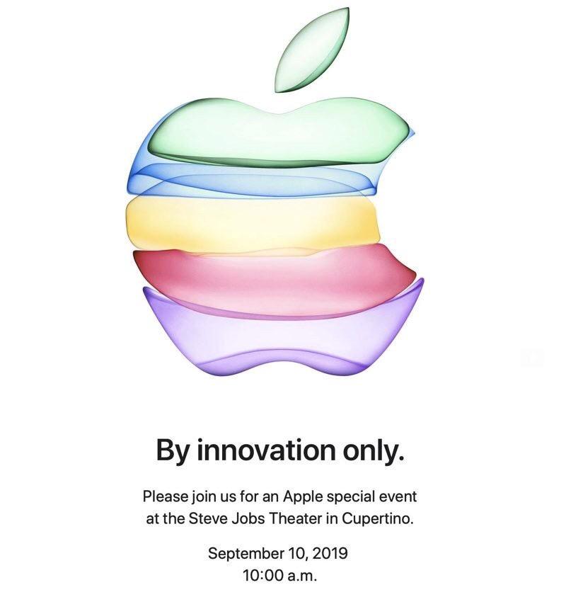 Apple объявила официальную дату презентации новых iPhone