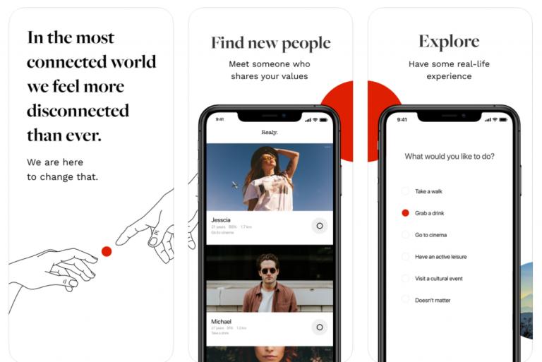 ВРоссии запустили приложение для поиска друзей поинтересам