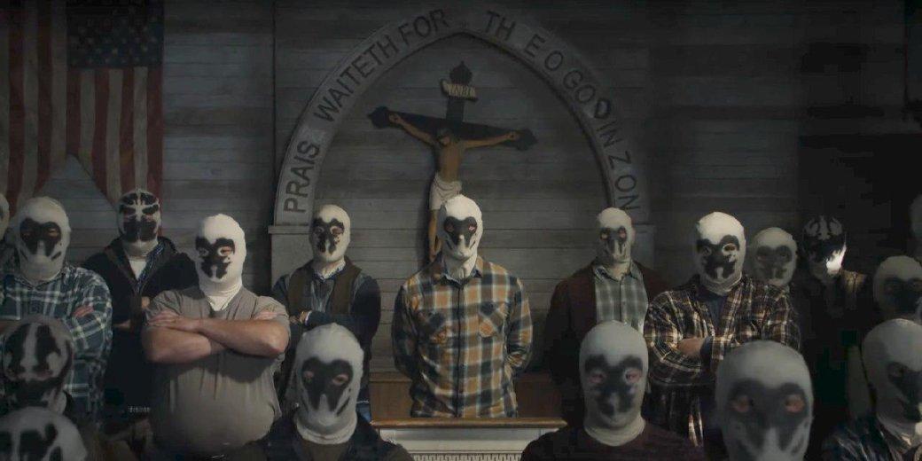 Утром 21октября наамериканском HBO ивроссийской «Амедиатеке» выйдет первый эпизод «Хранителей» (Watchmen)— девятисерийного телефильма помотивам культового комикса Алана Мура. Кинокритик Эдуард Голубев уже посмотрел первые шесть эпизодов— иделится эксклюзивными подробностями ободном изглавных сериалов сезона.