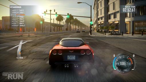 Рецензия на Need For Speed: The Run