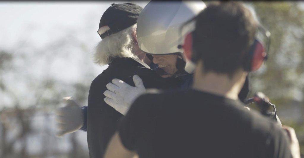 Мечта сбылась: австралиец облетел статую Свободы на джетпаке