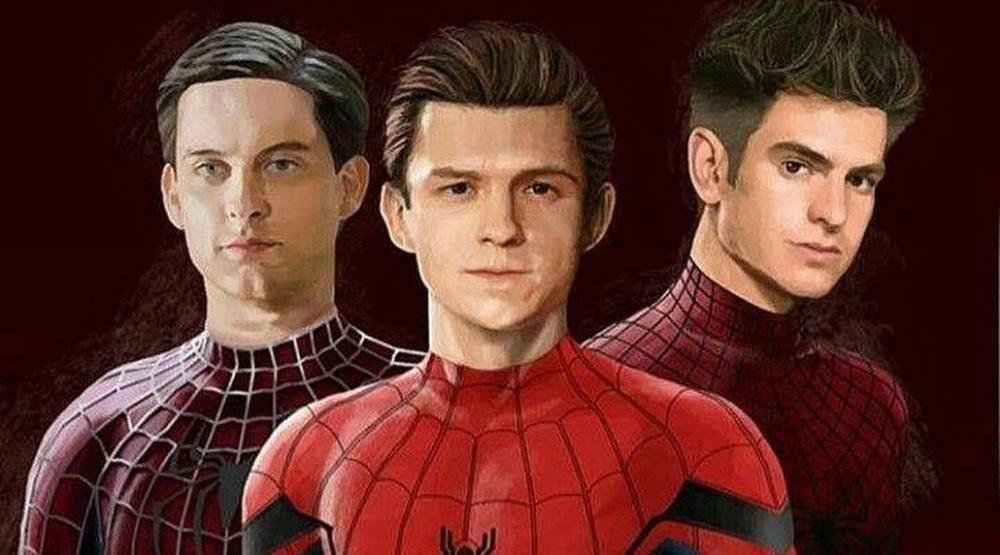 Том Холланд рассказал, появятсяли Тоби Магуайр иЭндрю Гарфилд в«Человеке-пауке3»