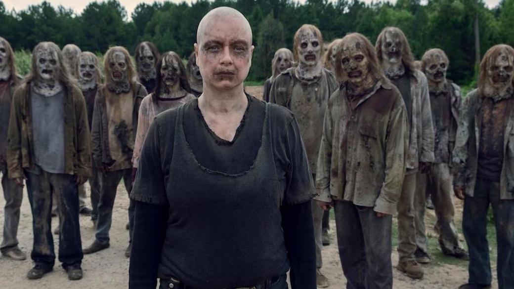 Что мыхотелибы увидеть в10 сезоне «Ходячих мертвецов»?