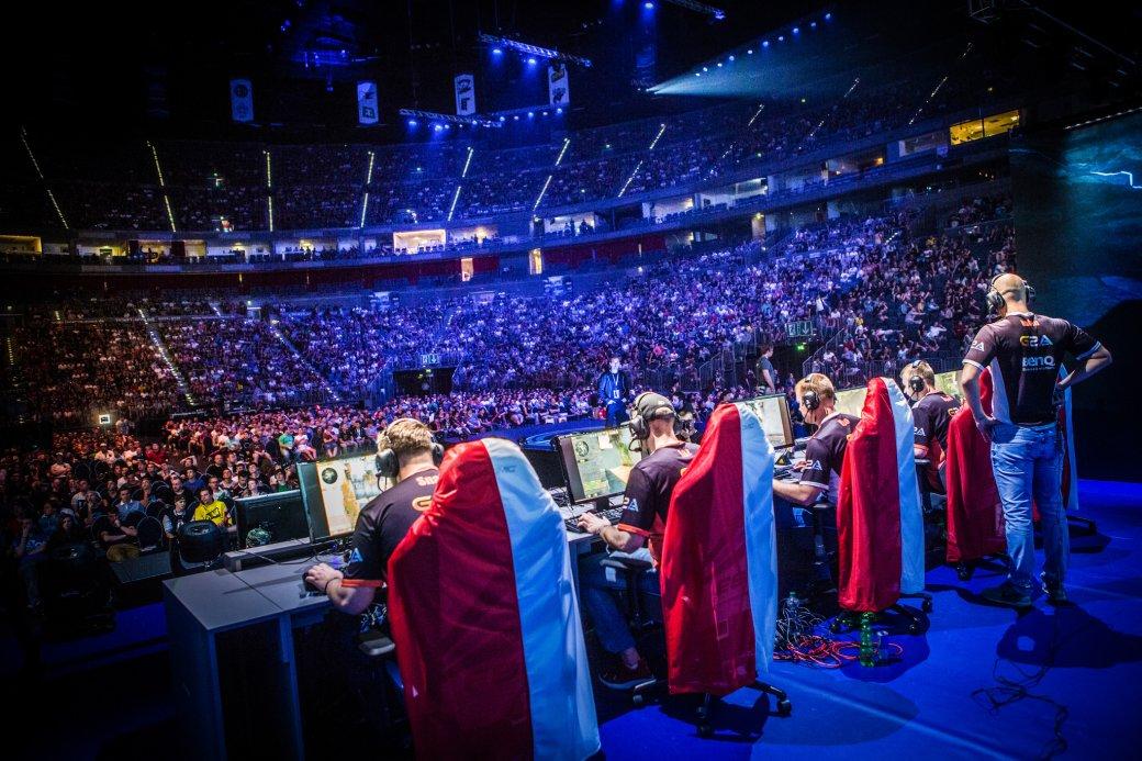 Политизированные игры. А нужна ли киберспорту Олимпиада?