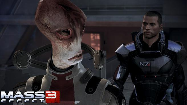 Mass Effect 3 побила суммарный рекорд по продажам первых частей