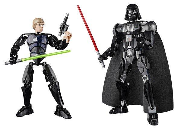 Lego представила 32 набора по «Звездным войнам»