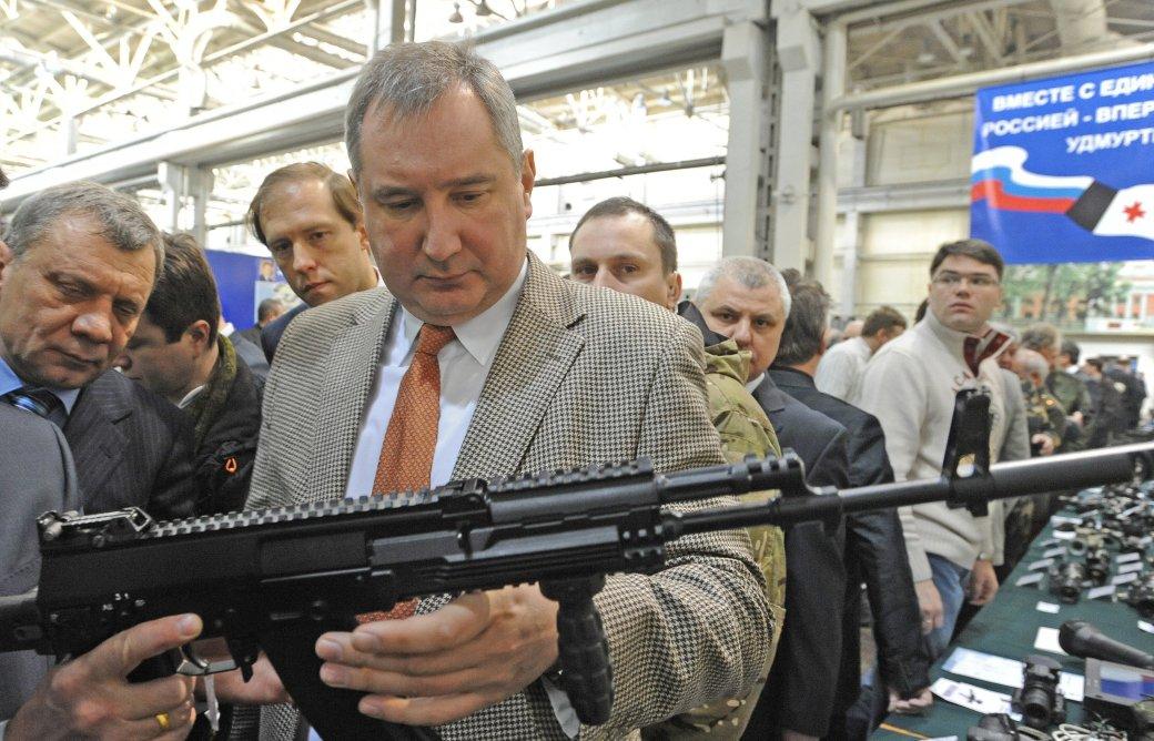 Дмитрий Рогозин прострелил себе ногу? Выбираем шутер для зампреда