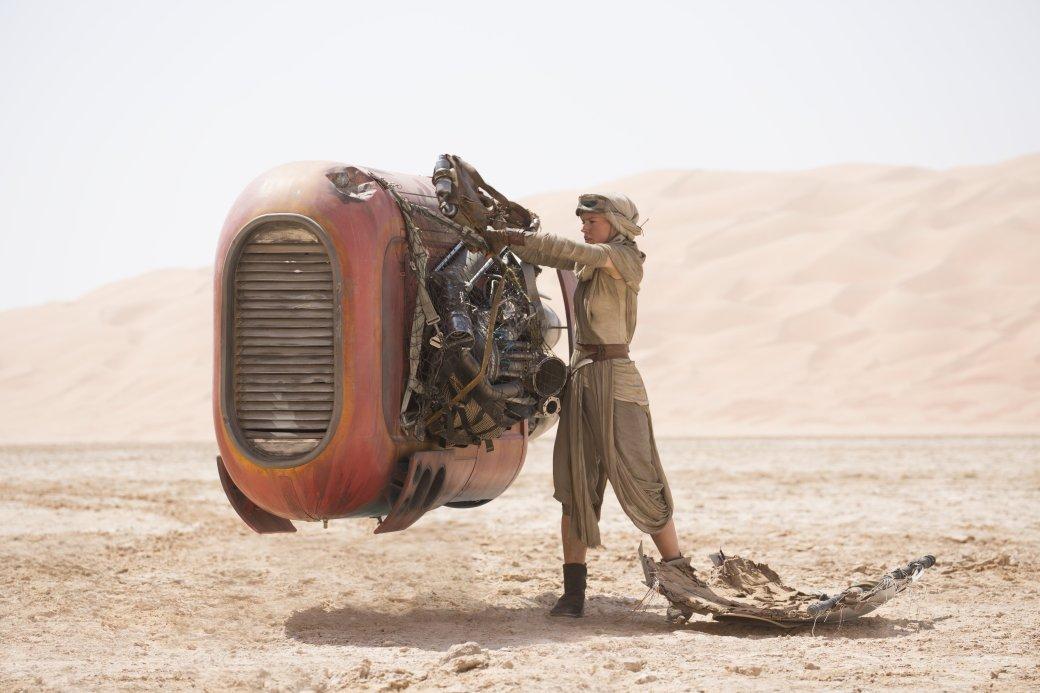 Тайну происхождения Рей едва ли раскроют раньше 9-го эпизода Star Wars