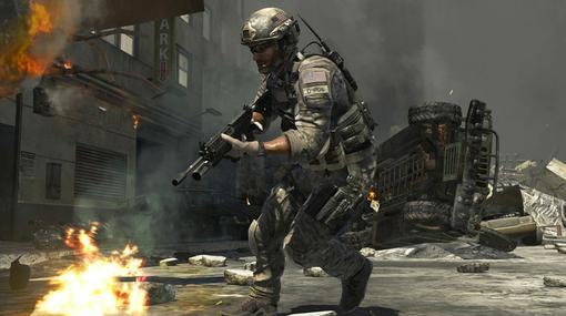 Рецензия на Call of Duty: Modern Warfare 3