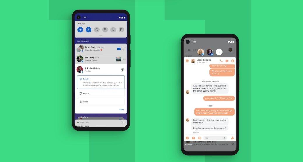 Google представила финальную версию Android11