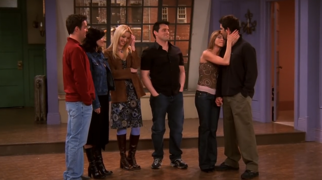Чем закончился сериал «Друзья» в 2004 году?